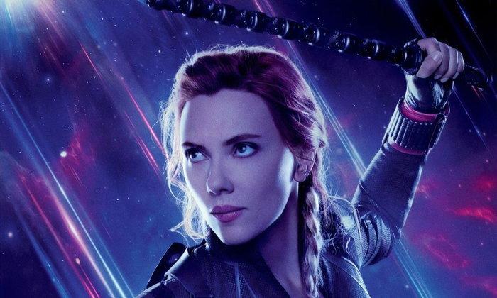 Black Widow หรือ นาตาชา โรมานอฟ จะมีหนังภาคเดี่ยวของตัวเองแล้วนะ!