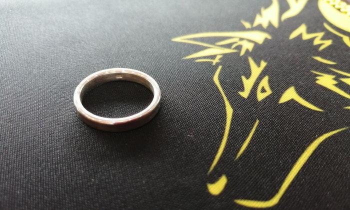 แหวนที่ไม่ได้ใส่