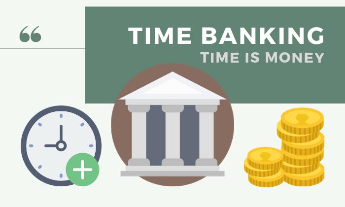 เวลาเป็นสิ่งมีค่า ทำไมไม่ฝากธนาคารกันล่ะ?