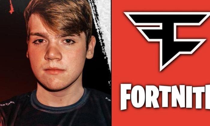 มาใหม่อีกหนึ่ง FaZe Clan เปิดตัวโปรเพลยเยอร์คนใหม่อายุเพียง 14 ปีเตรียมลง Fortnite World Cup