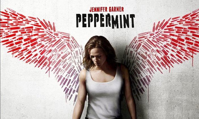 หนังล้างแค้น Peppermint นางฟ้าห่ากระสุน