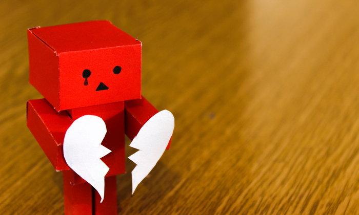ที่ใดมีรัก ที่นั่นมีทุกข์