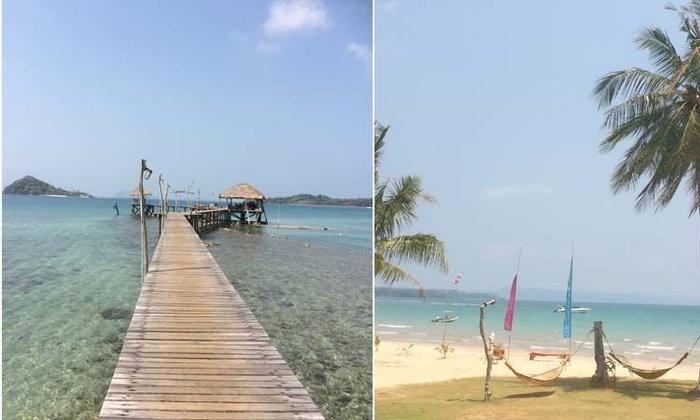 เที่ยวเกาะหมาก แสนสบาย ในวันฟ้าสวย ทะเลใส
