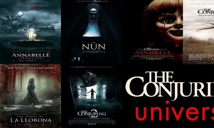 รวมหนังผี จักรวาล Conjuring ที่กำลังรุ่งสุดๆ
