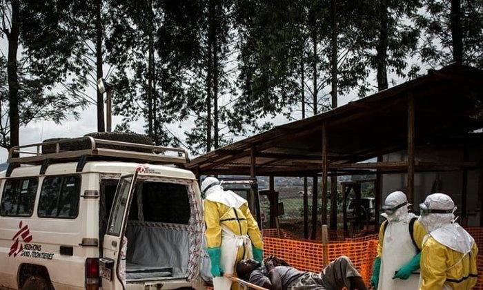 วิกฤติ Ebola ที่ สาธารณรัฐคองโก
