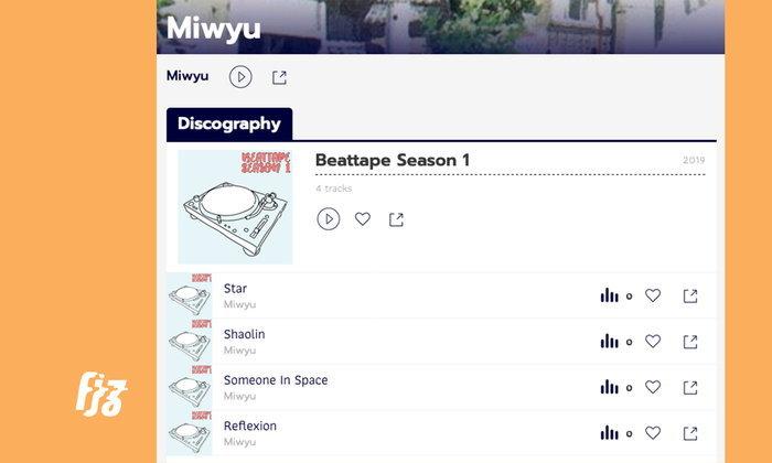 เติมความชิลให้วันธรรมดา ๆ ด้วย lo-fi หวานเยิ้มของ Miwyu ใน Beattape Season 1