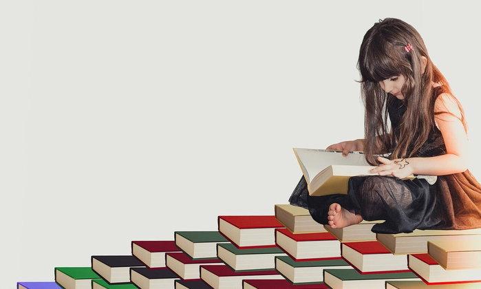 รักการอ่านหนังสือ โดยไม่รู้ตัว
