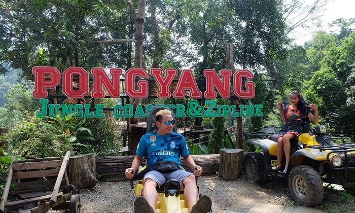 แอ่วเชียงใหม่ EP5 Pongyang Jungle Coaster and Zipline