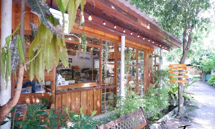 [ Review ] Orchard cafe