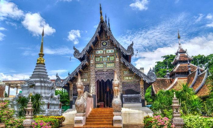 Religiones en Tailandés ศาสนาต่างๆ เป็นภาษาไทย