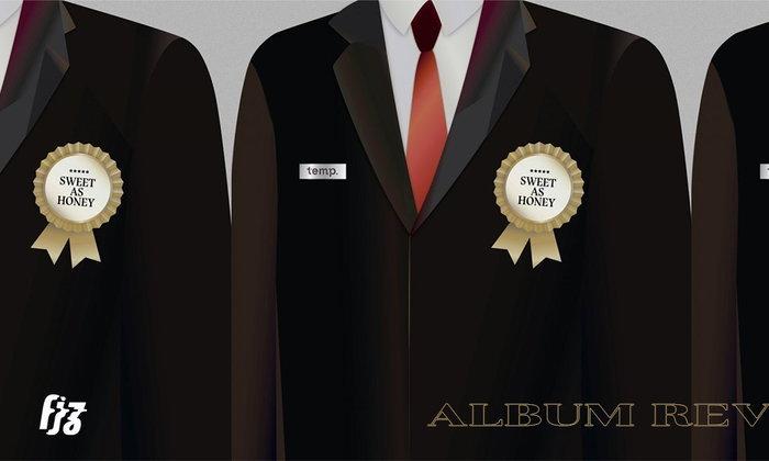 Sweet as Honey ดนตรีป๊อปหลากระดับความหวานในอัลบั้มเต็มของ temp.