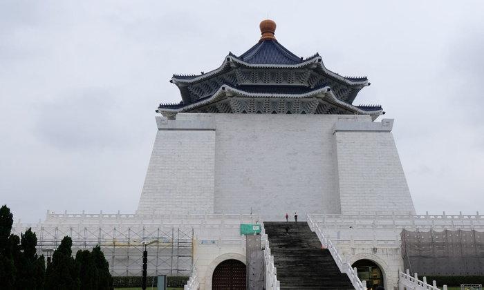 ไทเป ไต้หวัน EP 3 อนุสรณ์สถานเจียงไคเชก (Chiang Kai-Shek Memorial Hall)