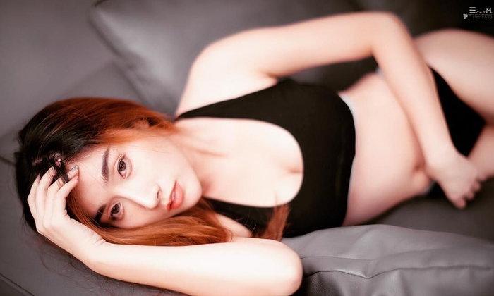 เปิดวาร์ปสาว ลูกน้ำ นางเเบบไทย สวย เซ็กซี่กระชากใจ เเถมลีลาในการโพสท่าถ่ายเเบบไม่เบาเลย