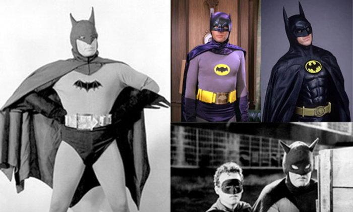 กว่า 70 ปี ของบท Batman ที่ผ่านมามีใครรับบทนี้บ้าง ?