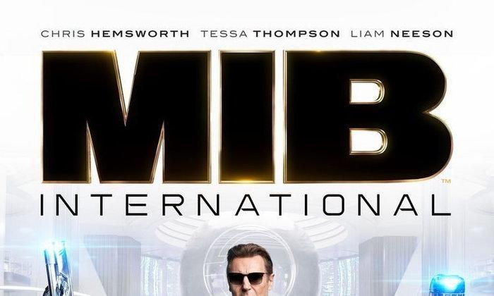 MIB International บุรุษและสตรีชุดดำ [รีวิวไม่มีสปอยล์]