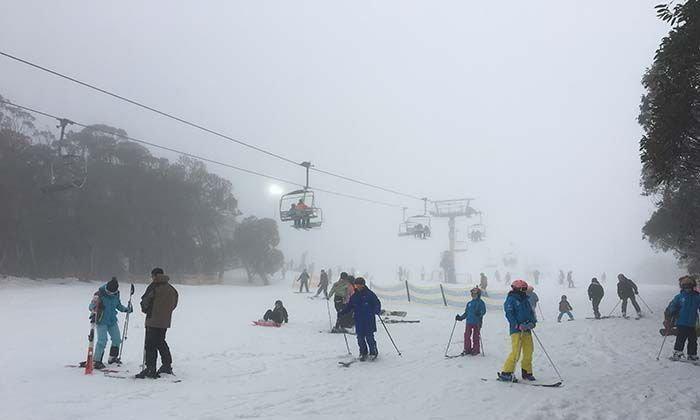 ขึ้นเขาไปหนาวให้สุดขั้วที่ Mt.Buller