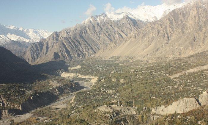 ดินแดนที่มีคนอายุยืนที่สุดในโลกและหุบเขาฮุนซา(Hunza Valley)