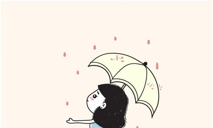 ฝนตก ไม่นานก็หยุด ความทุกข์ อยู่ไม่นานก็หาย