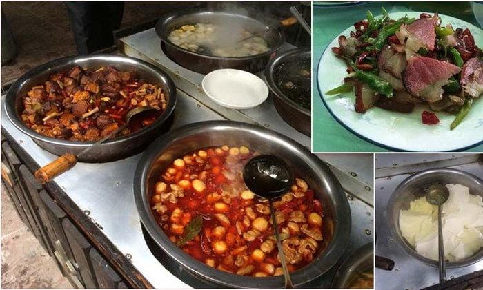 มื้ออร่อยโดนใจ ที่เมืองโบราณชางลิ เส้นทางการค้าเก่าแก่นับพันปี