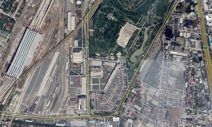 สะพานควาย-ประดิพัทธ์ ภาพลักษณ์สอดรับกับการพัฒนาเมือง