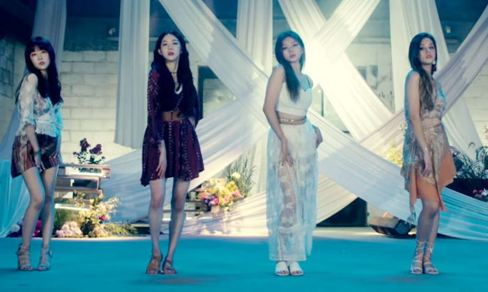 LABOUM คัมแบคพร้อมอีกเสน่ห์ที่แตกต่างใน MV เพลง Firework