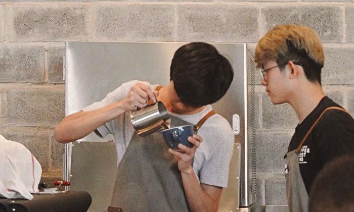 Coffee/Barista?
