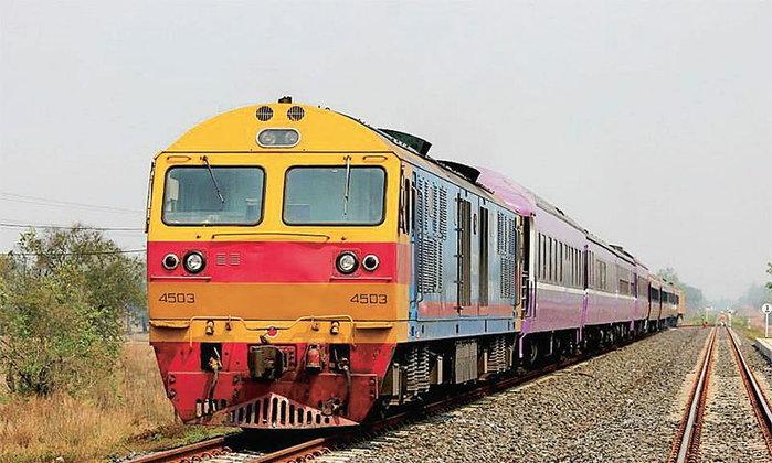 ชีวิตคือการเดินทาง ความสุขคือตอนได้นั่งรถไฟ ไม่ใช่ตอนไปลงสถานี...
