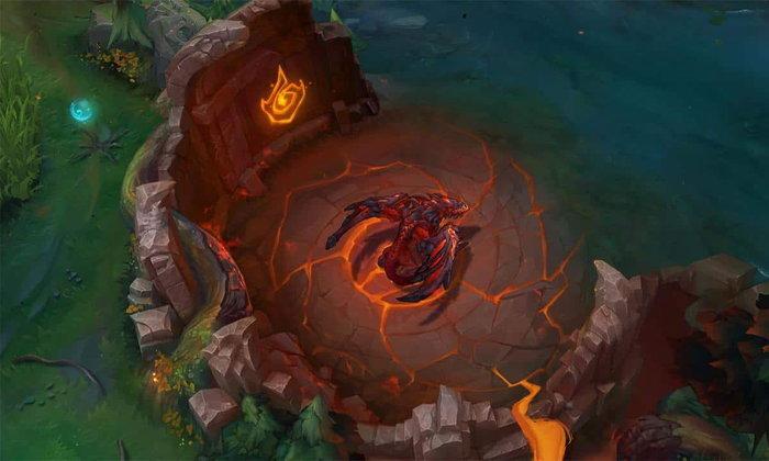 ปรับยกแผง ในซีซันต่อไป การฆ่ามังกรใน LoL จะทำให้แผนที่ในเกมเปลี่ยนไปตลอดทั้งเกม และปรับบัฟใหม่