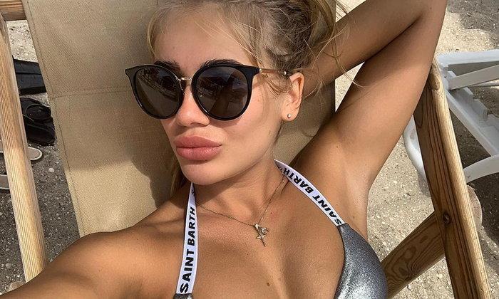 เปิดวาร์ปสาว นาเดีย คูดาร์ นางเเบบสาวรัสเซียผมบลอนด์ หุ่นดี มีริมฝีปากอวบอิ่มน่าสัมผัส !!