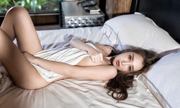 เปิดวาร์ปสาว ไช่ ยิ่ง เวน นางเเบบสาวจีนสุดเซ็กซี่ สวยน่ารัก ผิวขาวเนียนน่าสัมผัส !