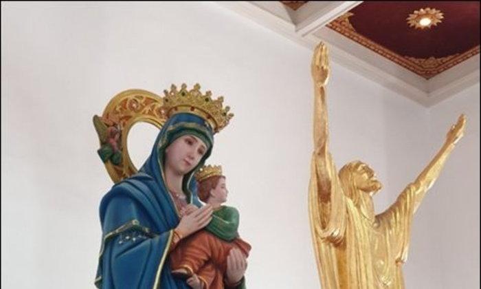 โบสถ์คาทอลิก : วัดพระมหาไถ่ - วันพุธต้นเดือน