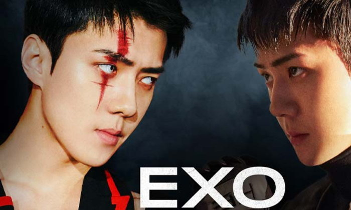 EXO เตรียมคัมแบค OBSESSION  ส่งรูปทีเซอร์ SEHUN
