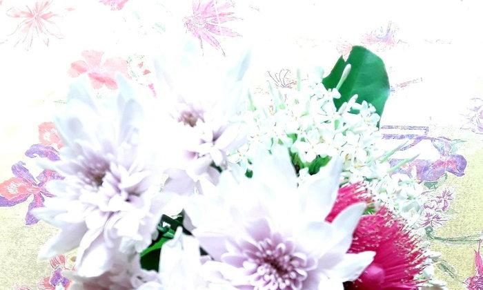 หากเป็นดอกไม้...