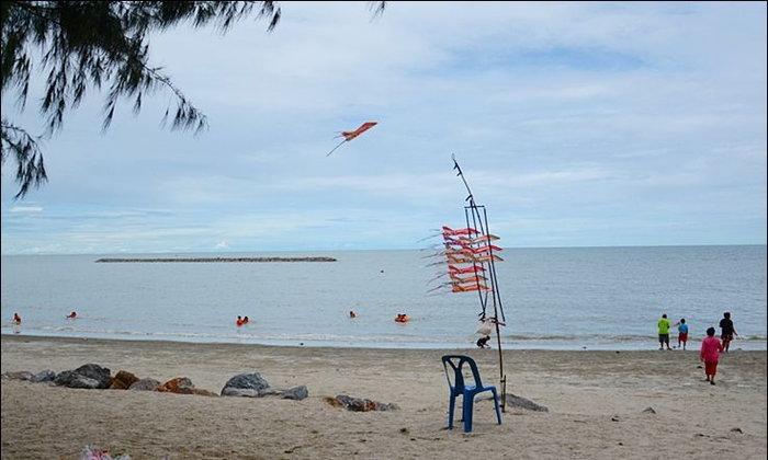 หาดเจ้าสำราญ - จังหวัด เพชรบุรี
