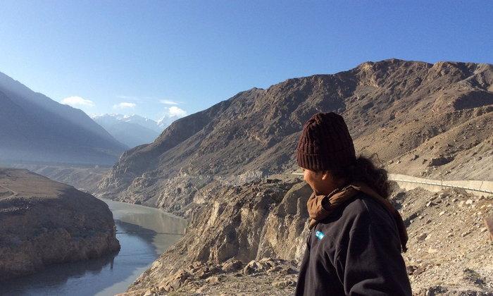 การพบกันของสามเทือกเขา หิมาลัย ฮินดูกูดและคาราโครัม