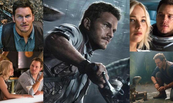 ผลงานหนังของ คริส แพร็ตต์ หนังยอดเยี่ยม ที่คุณควรต้องดู!