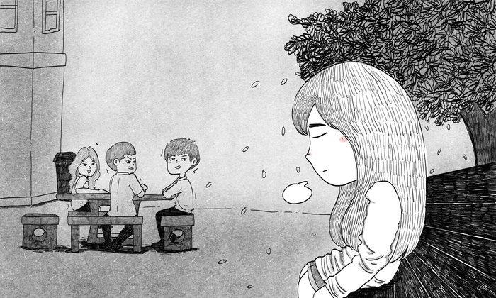ไม่มีใครสนใจจริงๆหรอกว่าชีวิตเราจะเป็นยังไง ใครอยากจะพูดถึงเรายังไงก็ปล่อยให้เขาพูดไปเถอะ