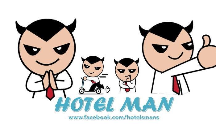 Hotel Man EP.7 ตัวย่อระหว่างแผนก