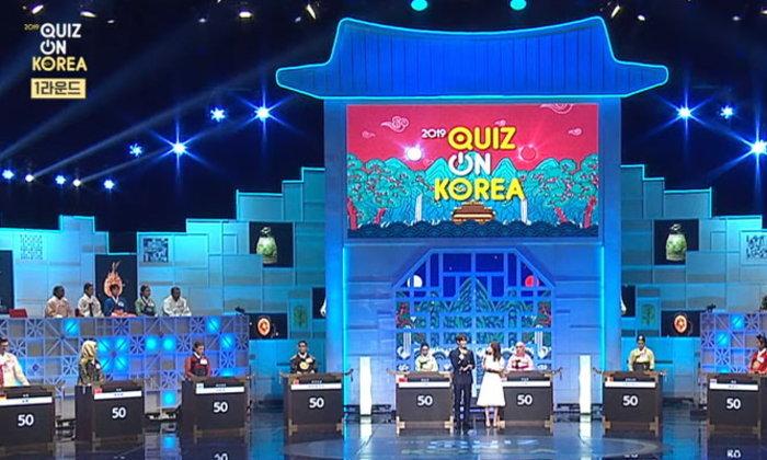 ตัวแทนเด็กไทยร่วมชิงชัยในรายการ KBS 2019 Quiz On Korea