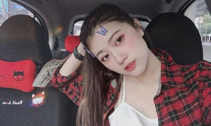 น้องนุซ สาววัยรุ่นไทยน่ารักสดใส สวยสมวัย ยิ่งมองยิ่งเคลิ้ม