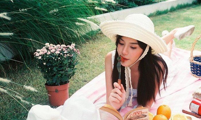 เปิดวาร์ปน้องพิม Latthgarmon P. นางแบบสาวไทยวัยทีน สวยเคลิ้มชวนฝัน