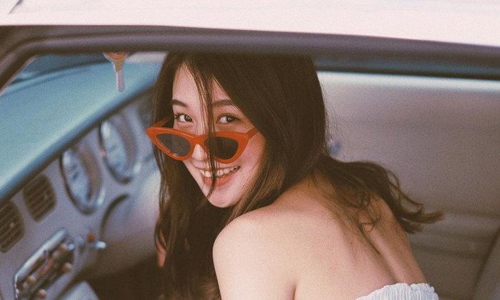 เปิดวาร์ปน้องเอิร์น Arisa Krit. สาวสวยสายท่องเที่ยว น่ารัก สดใส เห็นแล้วอยากไปเที่ยวด้วยกัน