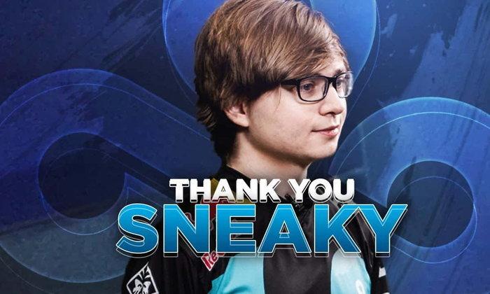 ทีม Cloud9 โพสต์คลิปขอบคุณ Sneaky โปรที่อยู่กับทีมมาอย่างยาวนาน และหนทางต่อไปของเขาหลังจากนี้