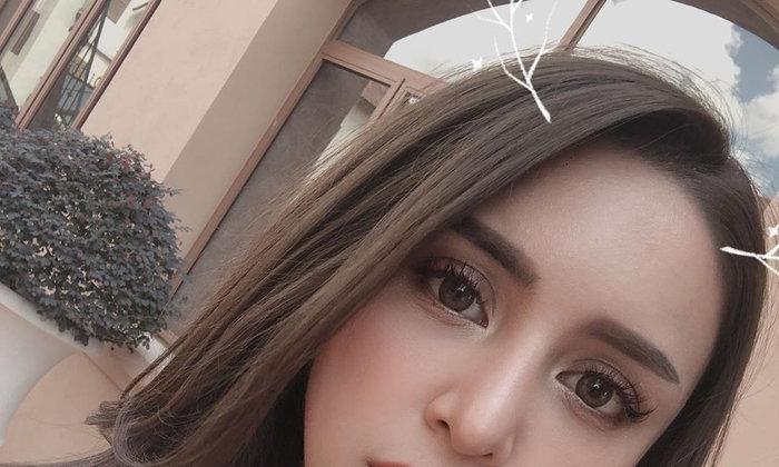 น้อง niiinajasreen สาวสวยลูกครึ่งไทยจีน สวย คม ขาว หุ่นดี เสน่ห์ร้อนแรงมาก