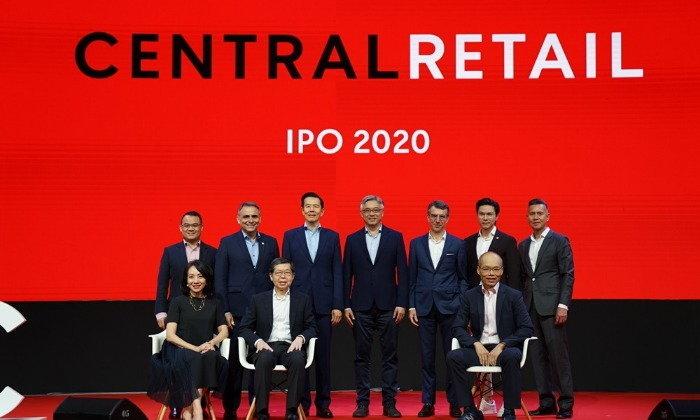เซ็นทรัล รีเทล  เดินหน้าแผน  IPO  ช่วงราคาประมาณ 40-43 บาทต่อหุ้น