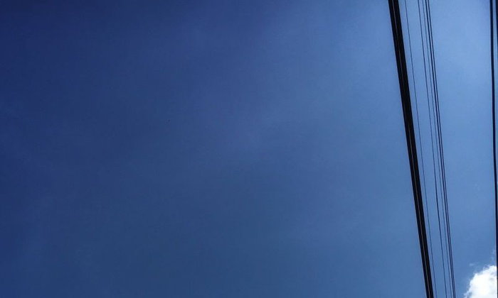 Why do we see the blue sky?