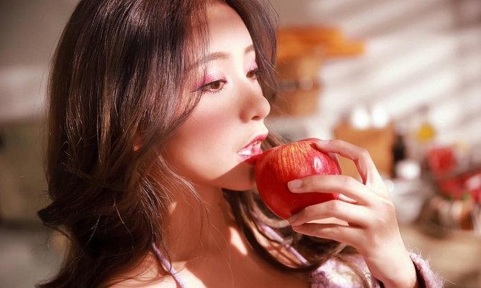 แจกวาร์ปน้อง Iris Xiao นางแบบสาวจีนสุดน่ารัก สวยเวอร์ มองมุมไหนก็ชวนให้เคลิ้ม