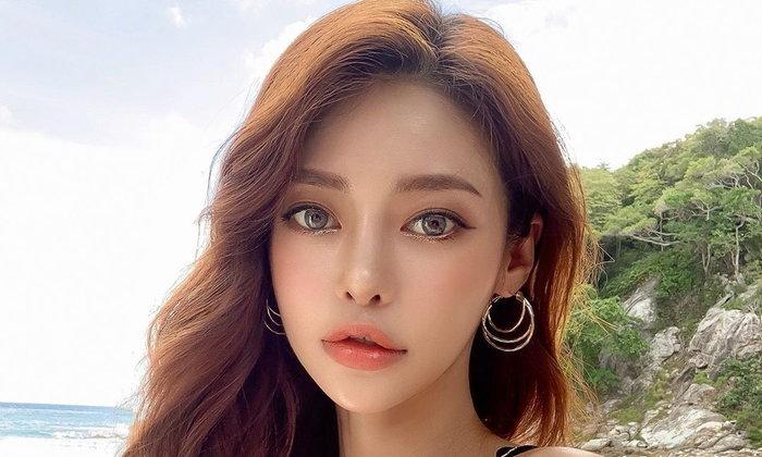 แจกวาร์ปน้อง MUNI Moonhee นางแบบสาวงดงามเลอค่าจากเกาหลี เห็นแล้วใจละลาย !