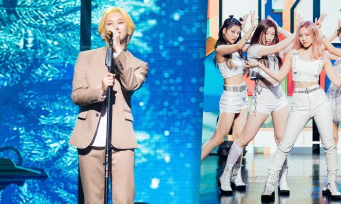 คิมฮีชอล ชวน ITZY แจม MV เพลงใหม่ในโปรเจคต์ SM STATION X 4 LOVEs for Winter