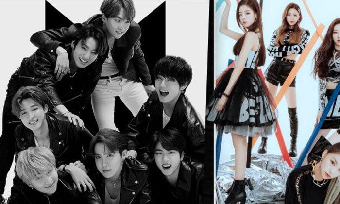 30 MV เพลงไอดอลกรุป K-POP ปี 2020 ที่ถูกกด Like มากที่สุดบน YouTube